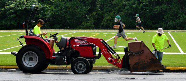 Alleman's Alumni Field Debuts